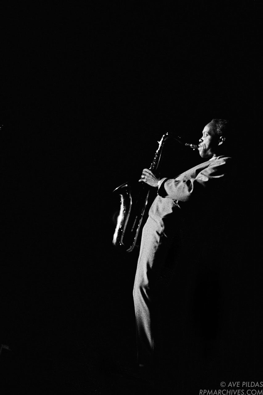 Sonny Stitt Cincinnati 1962 © Ave Pildas