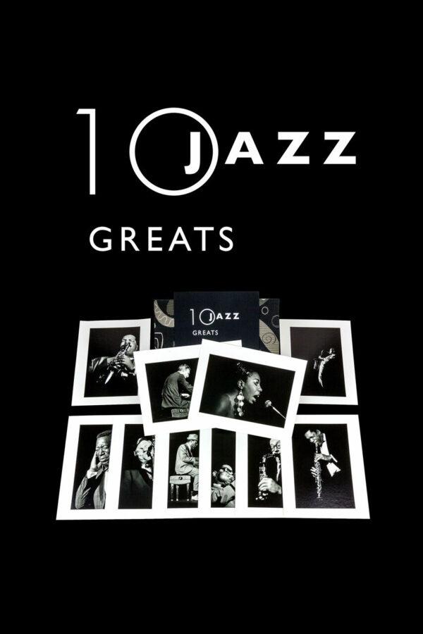 10 Jazz Greats - Ave Pildas