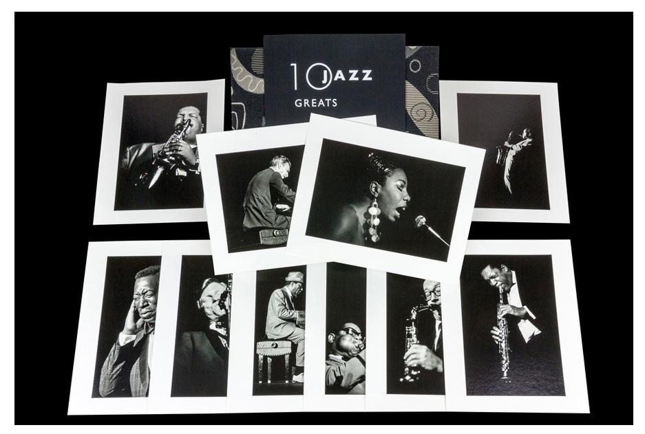 10 Jazz Greats