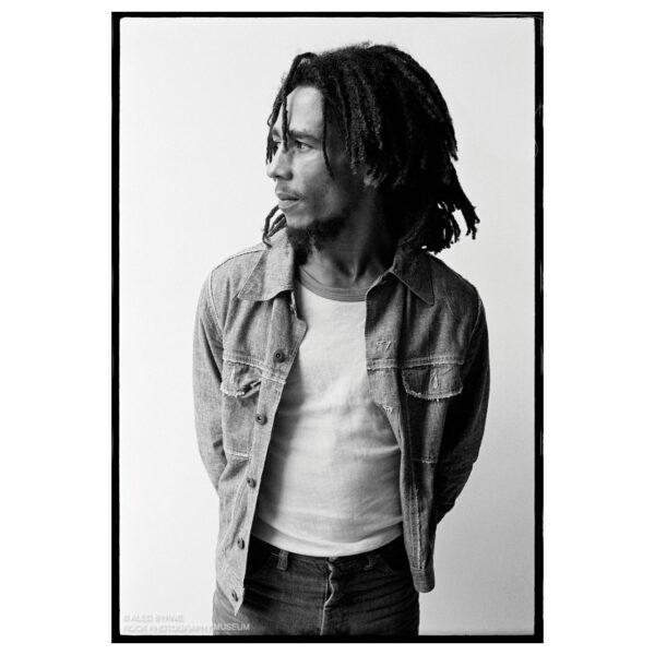 Bob Marley, Montcalm Hotel, 1975 #3