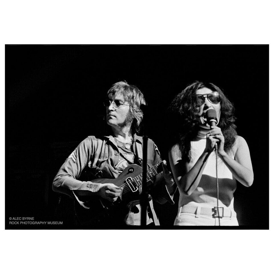John and Yoko, NYC, 1972