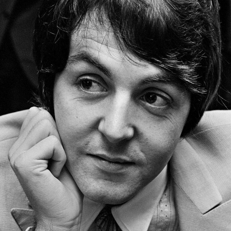 Paul McCartney, Grapefruit Party, 1968