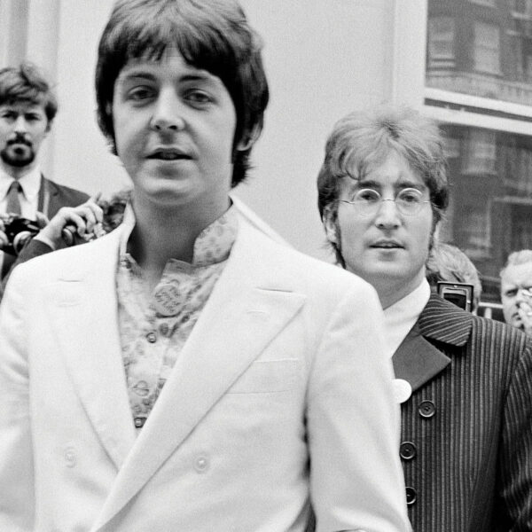 Paul, John & Ringo – Abbey Road, 1967