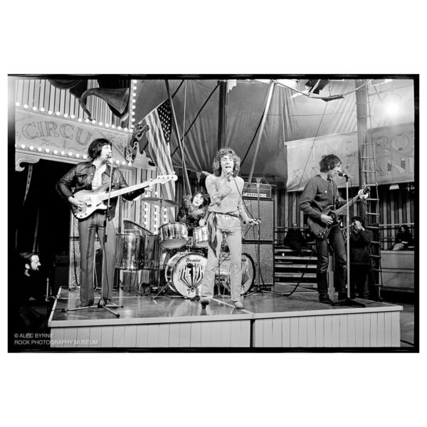 The Who – Rock and Roll Circus Soundcheck, 1968