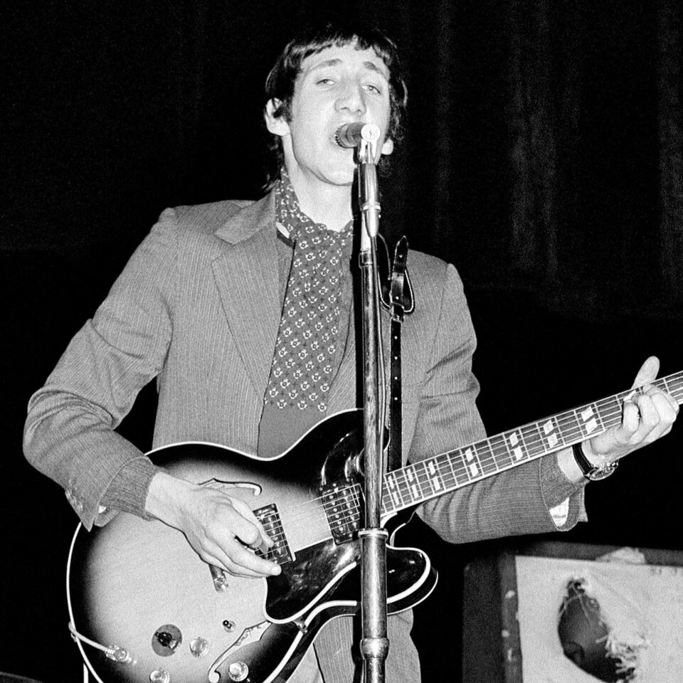 Pete Townshend – Saville Theatre Soundcheck, 1967