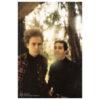Simon & Garfunkel, Franklin Canyon, 1965 © Guy Webster