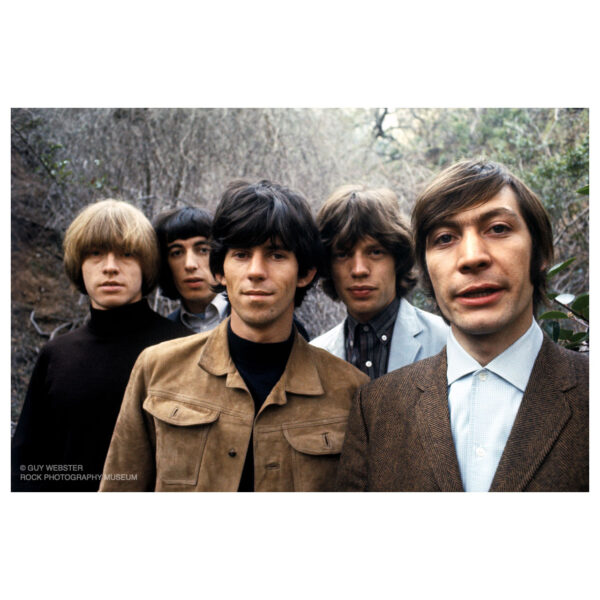 The Rolling Stones – High Tide and Green Grass © Guy Webster