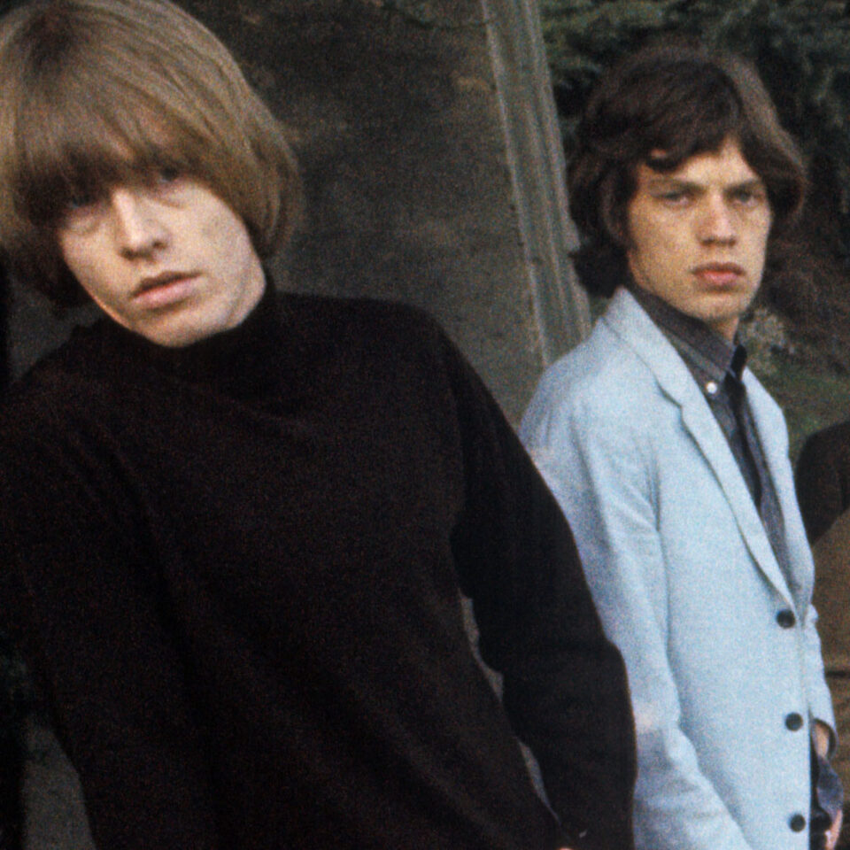 The Rolling Stones – High Tide and Green Grass – Reservoir #1 © Guy Webster
