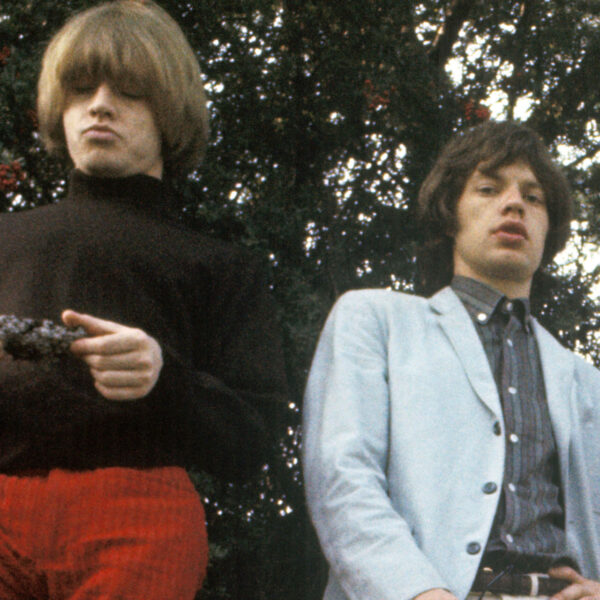 The Rolling Stones – High Tide and Green Grass – Bridge © Guy Webster