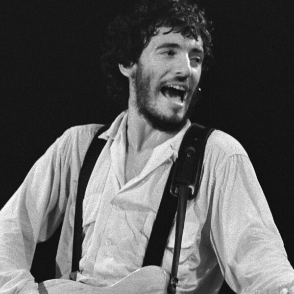 Bruce Springsteen, The Roxy, Los Angeles, 1975