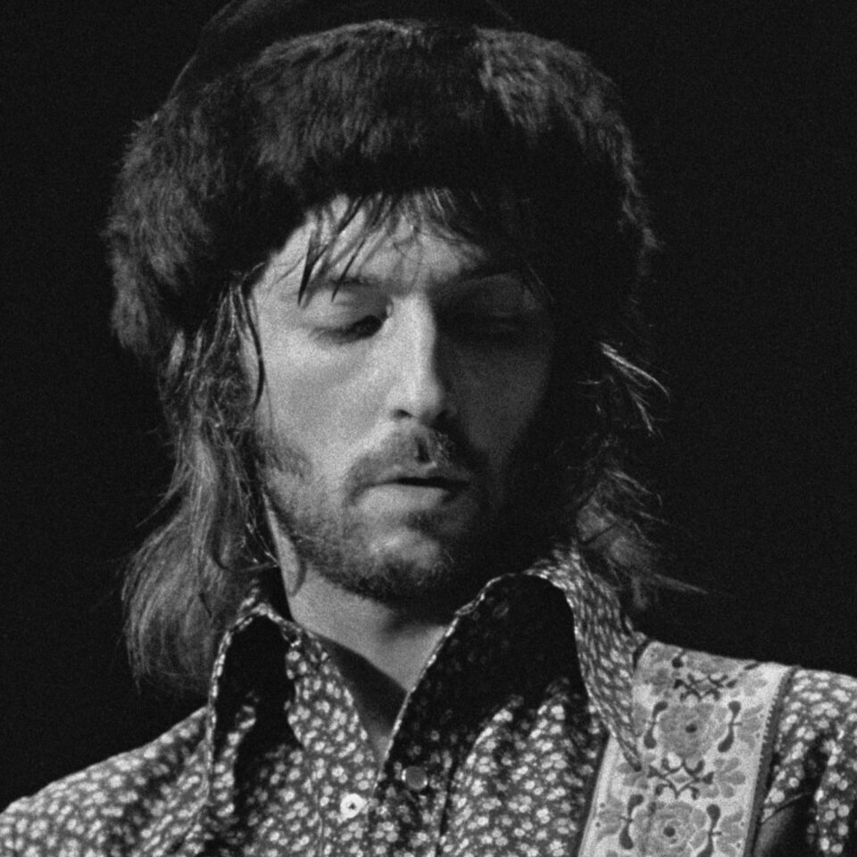 Eric Clapton, Santa Monica Civic, 1970