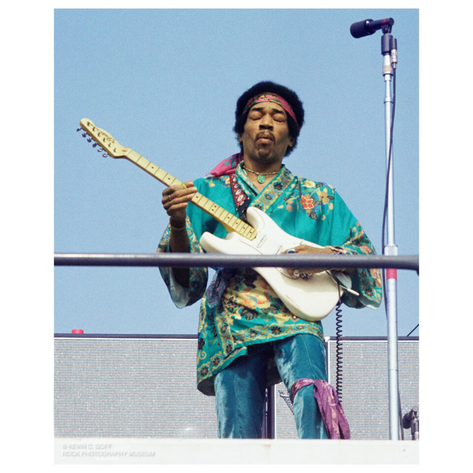 Jimi Hendrix, Devonshire Downs, 1969