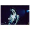 Mick Jagger, Leer, L.A. Forum, 1975 © Kevin C. Goff