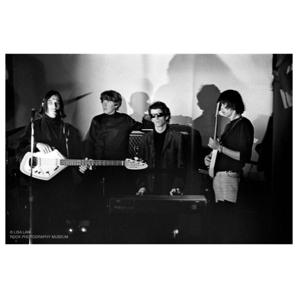 The Velvet Underground Limited Edition Photograph © Lisa Law