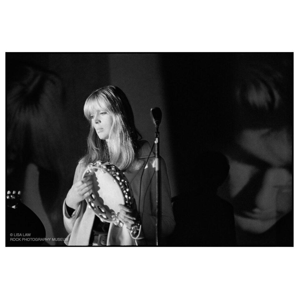 Nico Limited Edition Photograph © Lisa Law