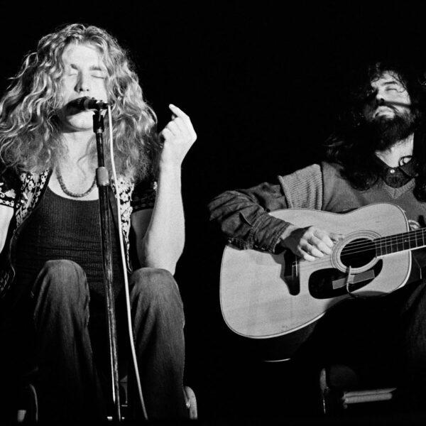 Led Zeppelin, Empire Pool, 1971