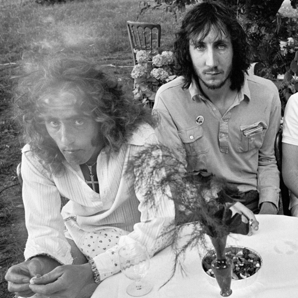 The Who, Keith Moon's House, 1971