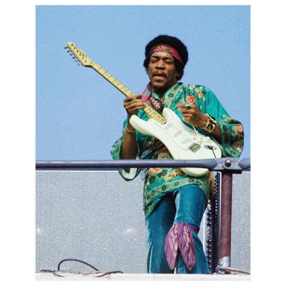 Jimi Hendrix, Devonshire Downs, 1969 #2
