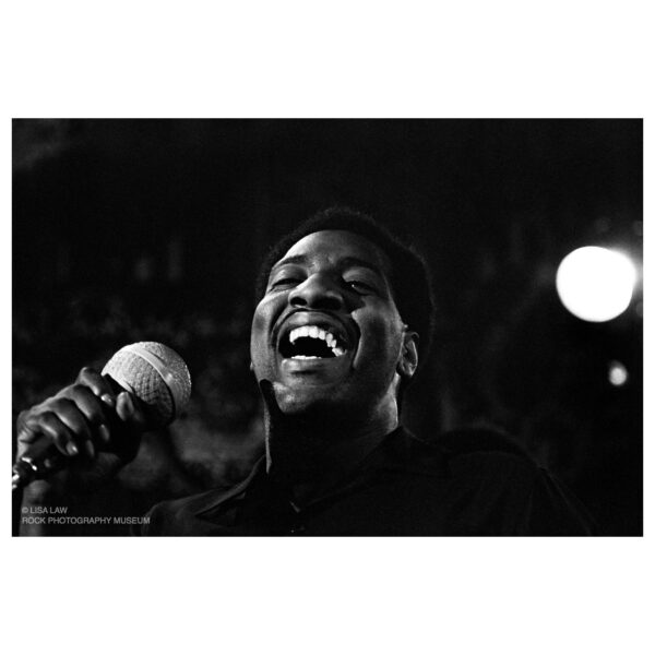 Otis Redding © Lisa Law