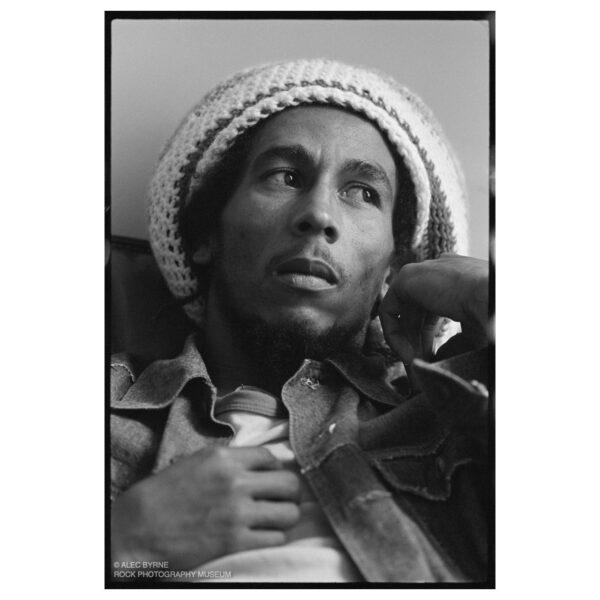 Bob Marley, Montcalm Hotel, 1975 #1
