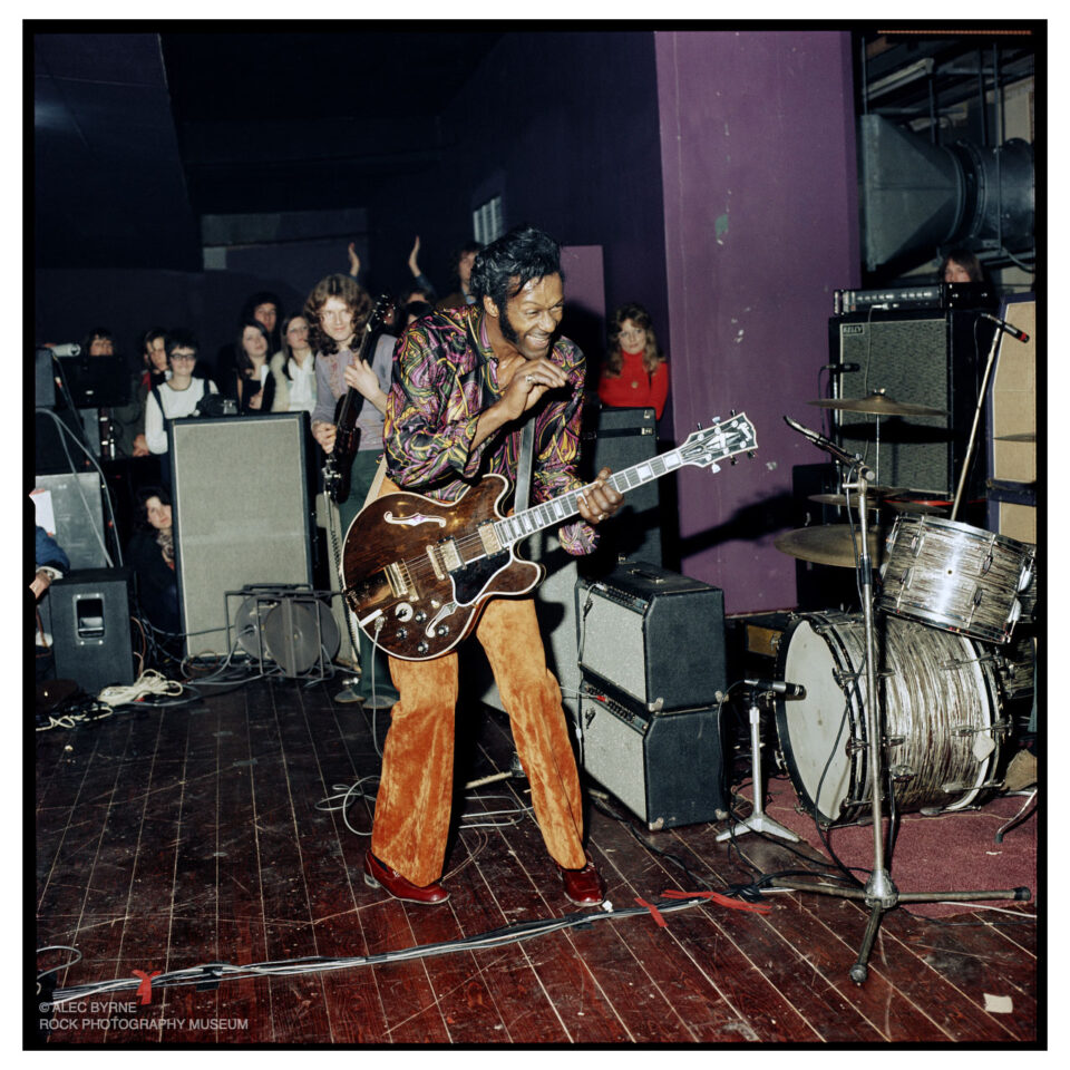 Chuck Berry, Hard Rock, 1973
