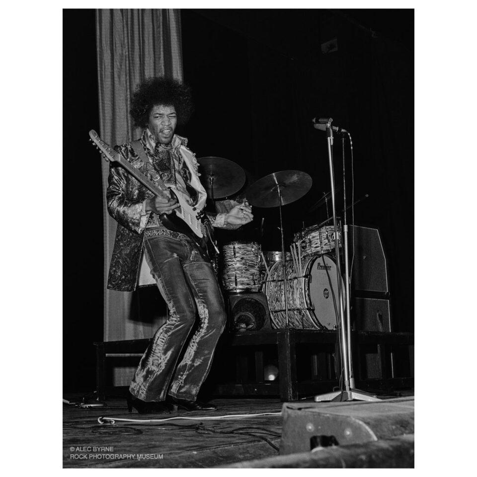 Jimi Hendrix, Saville Theatre, 1967