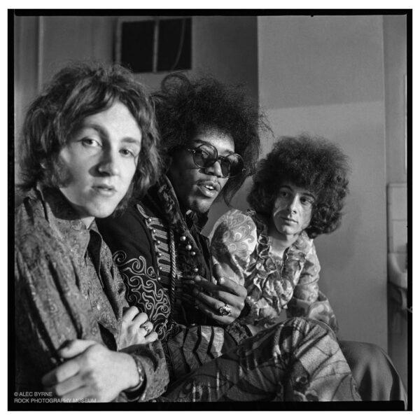 The Jimi Hendrix Experience, Tooting, 1967