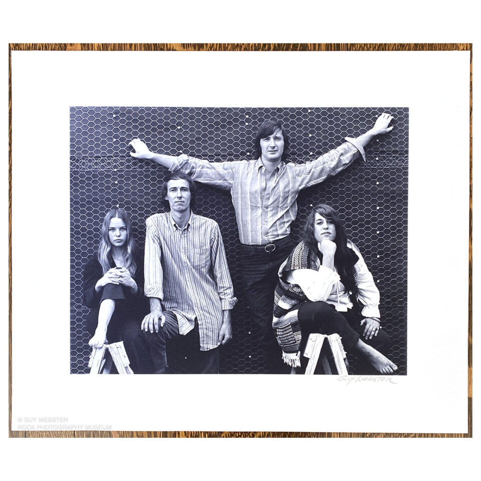 The Mamas and the Papas, Monday, Monday – Signed Print © Guy Webster