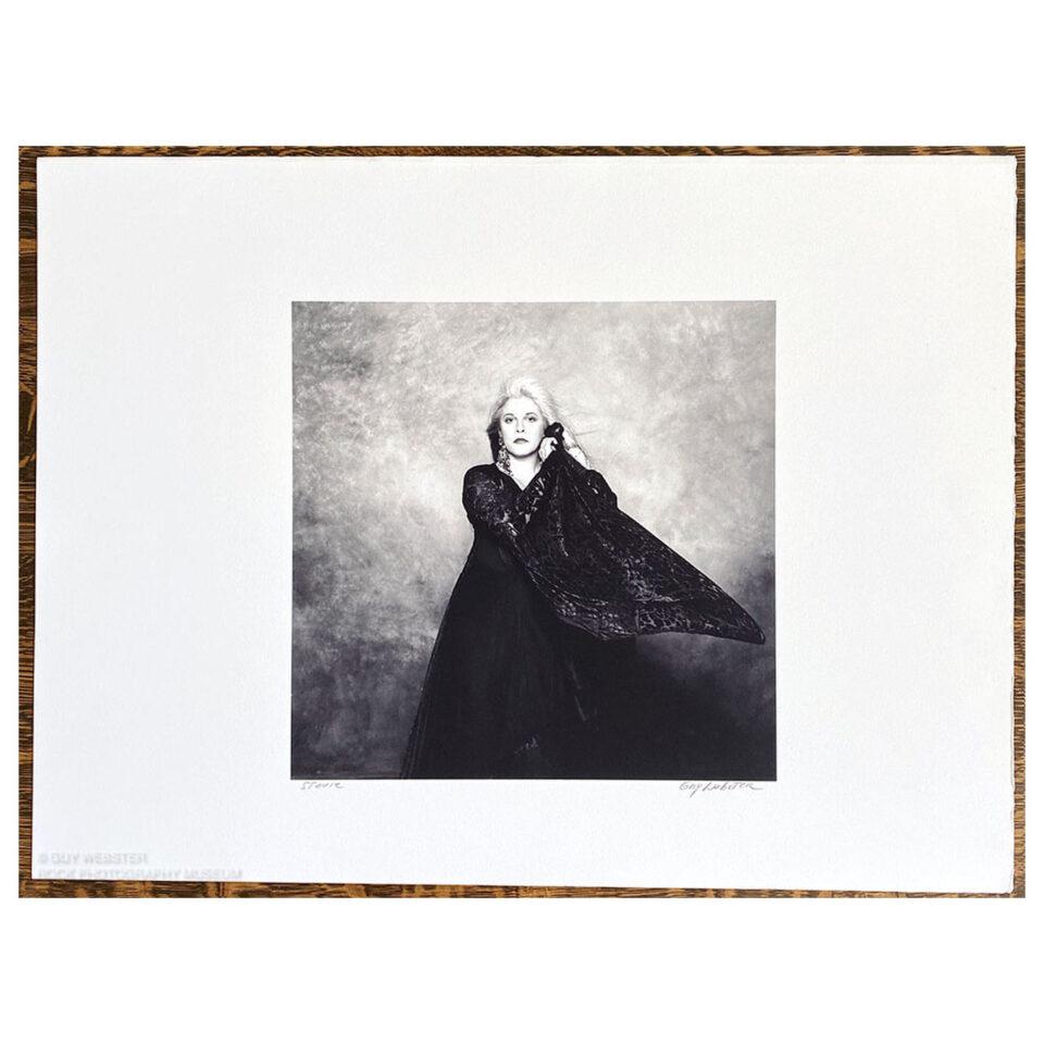 Stevie Nicks – Signed Print © Guy Webster