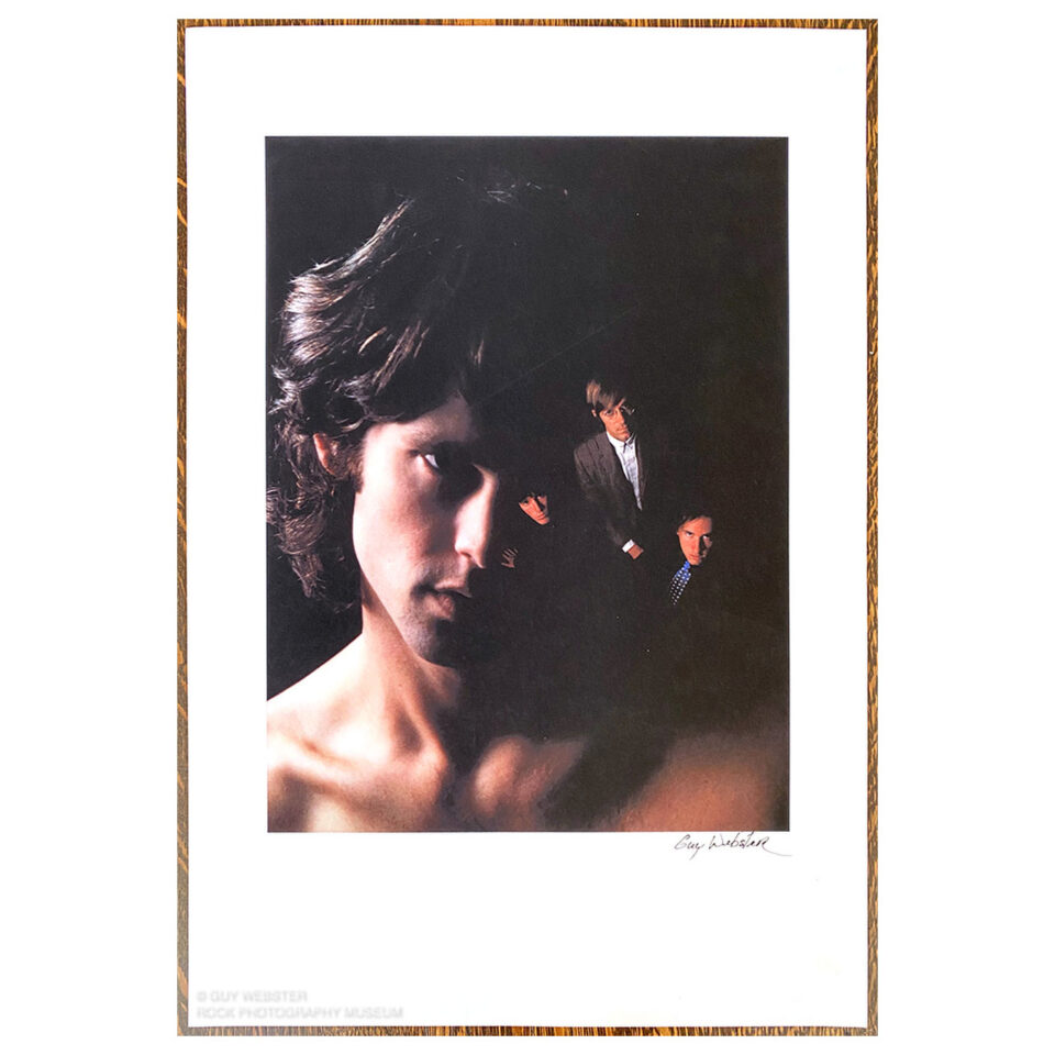 The Doors – Album Cover – Signed Print © Guy Webster