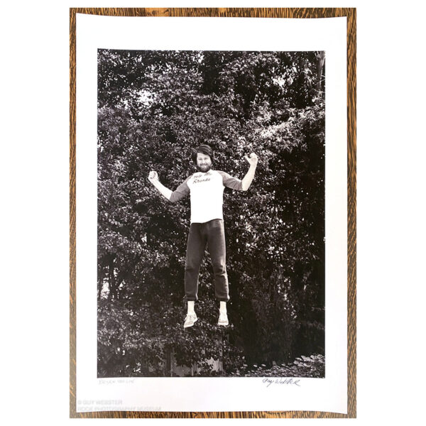 Brian Wilson, Air – Signed Print © Guy Webster
