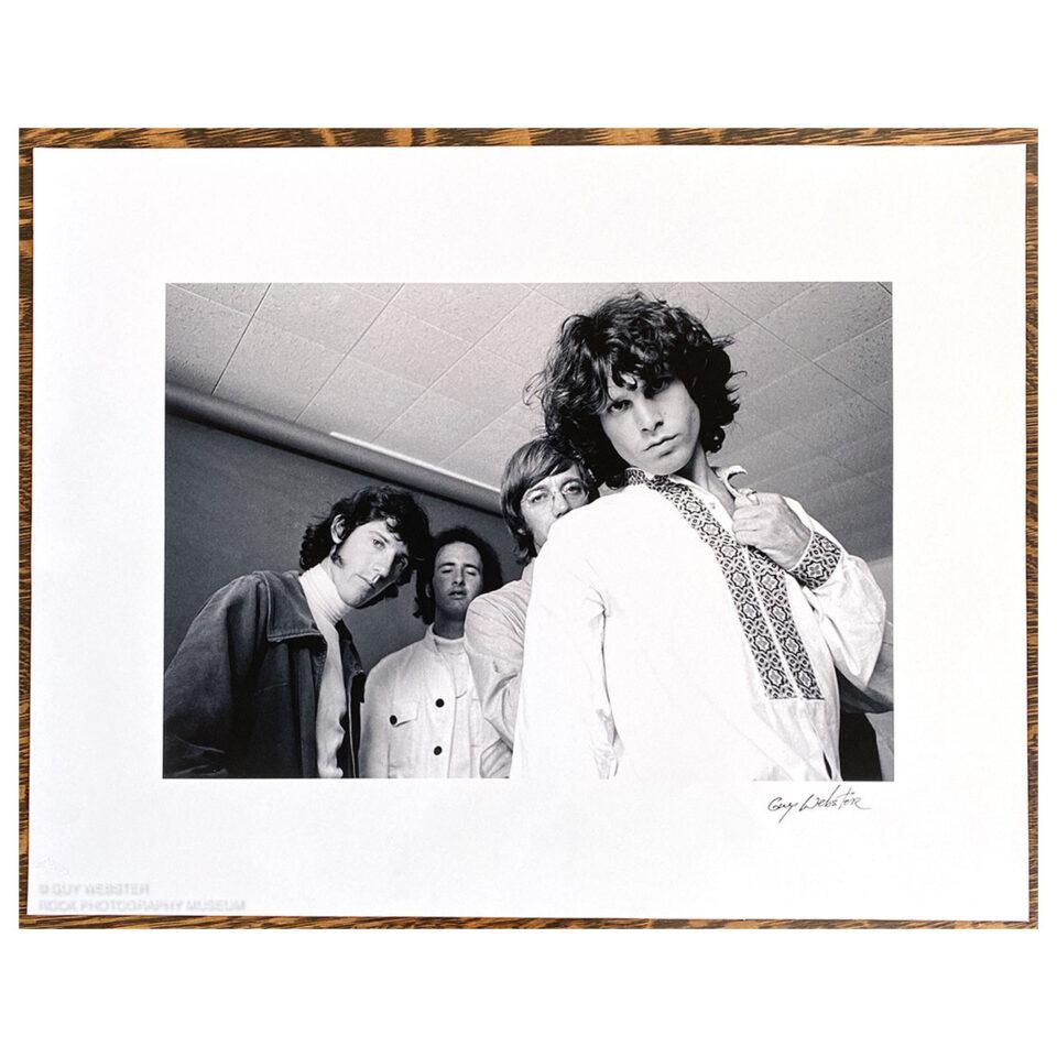 The Doors, 1966 – Signed Print © Guy Webster
