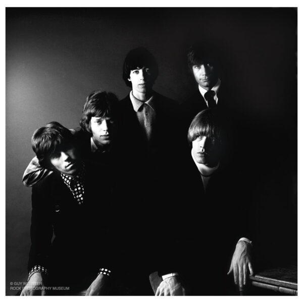 The Rolling Stones – Aftermath, 1966 © Guy Webster