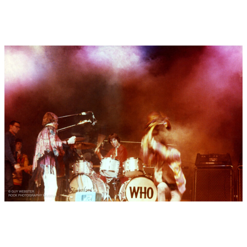 The Who, Monterey Pop, 1967 © Guy Webster