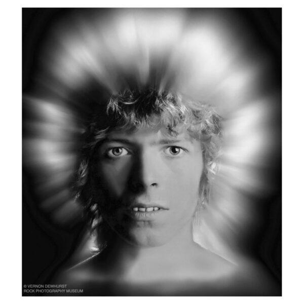 David Bowie, Halo © Vernon Dewhurst