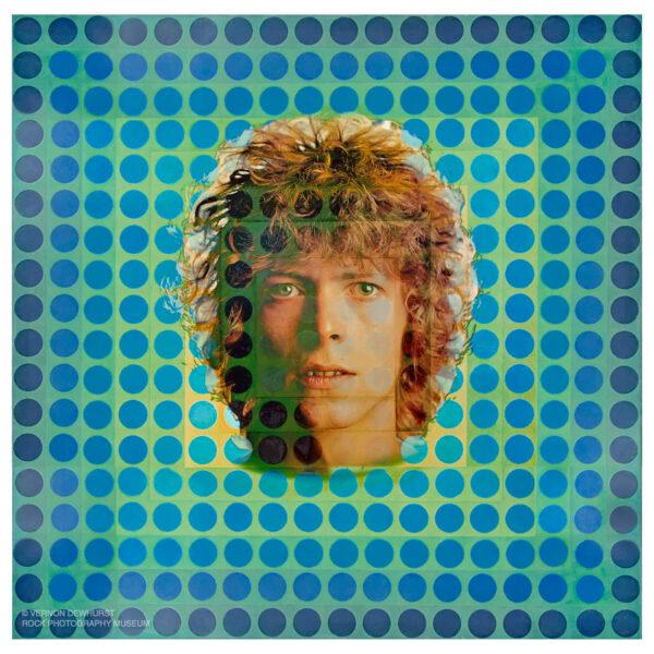David Bowie, 1969 © Vernon Dewhurst