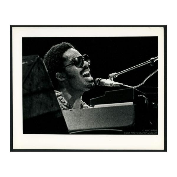 Stevie Wonder © Alec Byrne