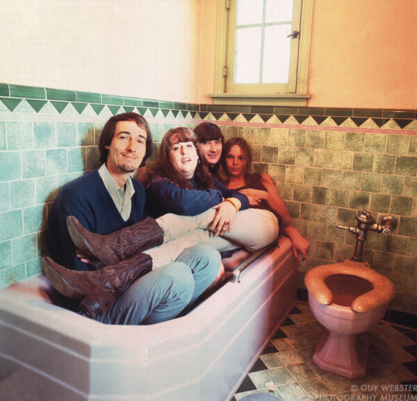 The Mamas and the Papas © Guy Webster
