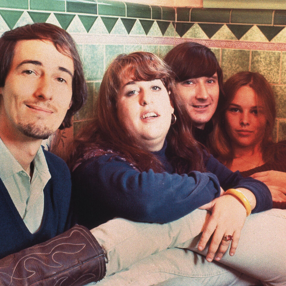 The Mamas and the Papas – Can You Believe Your Eyes and Ears Session © Guy Webster