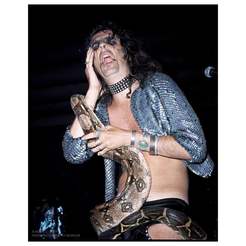 Alice Cooper: 'The Snake'