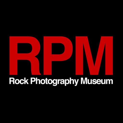 Rock Photography Museum Logo