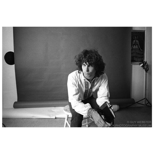 Jim Morrison of the Doors, 1966 © Guy Webster