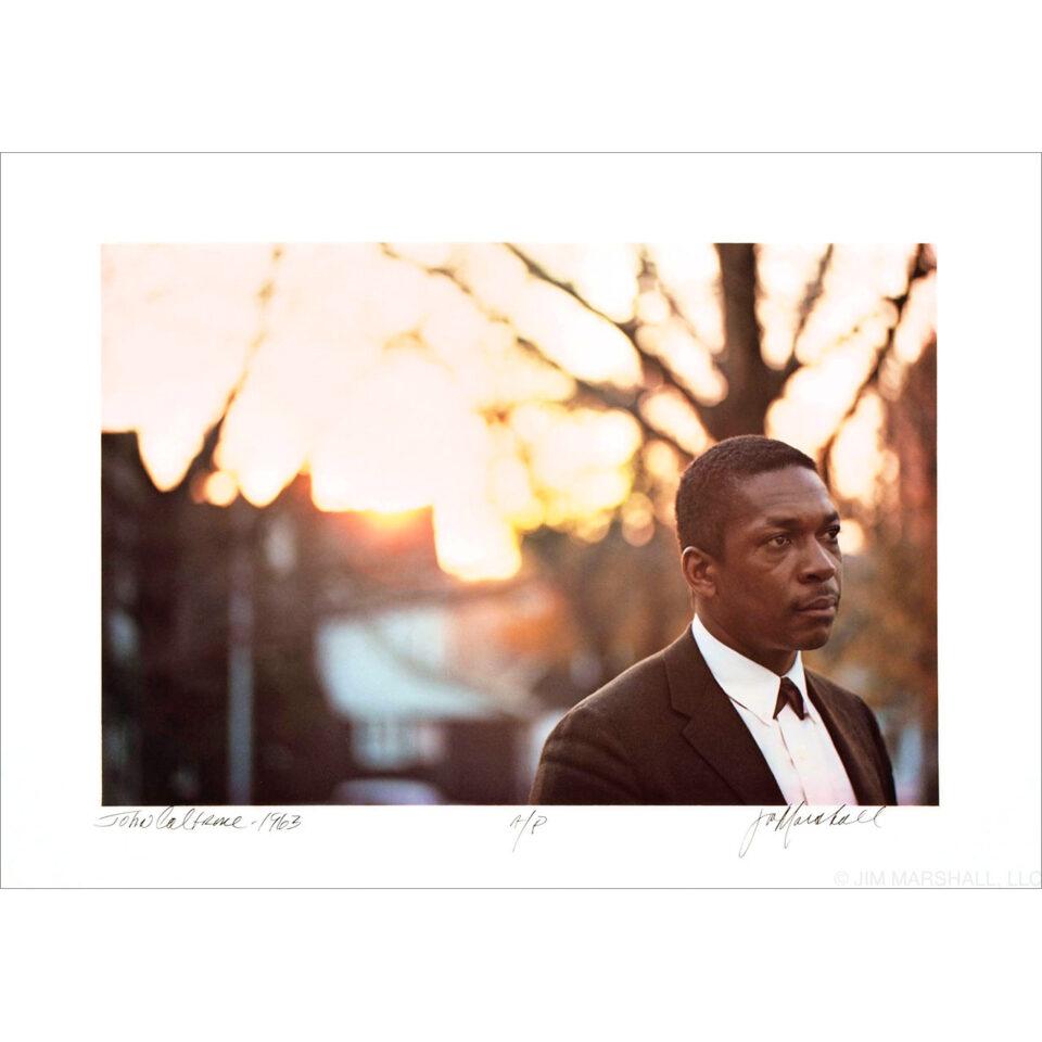 John Coltrane © Jim Marshall, LLC