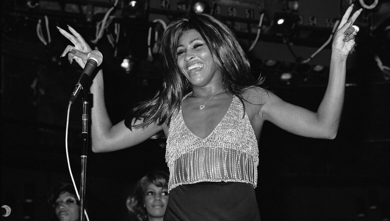 Tina Turner © Kevin Goff