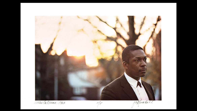 John Coltrane © Jim Marshall
