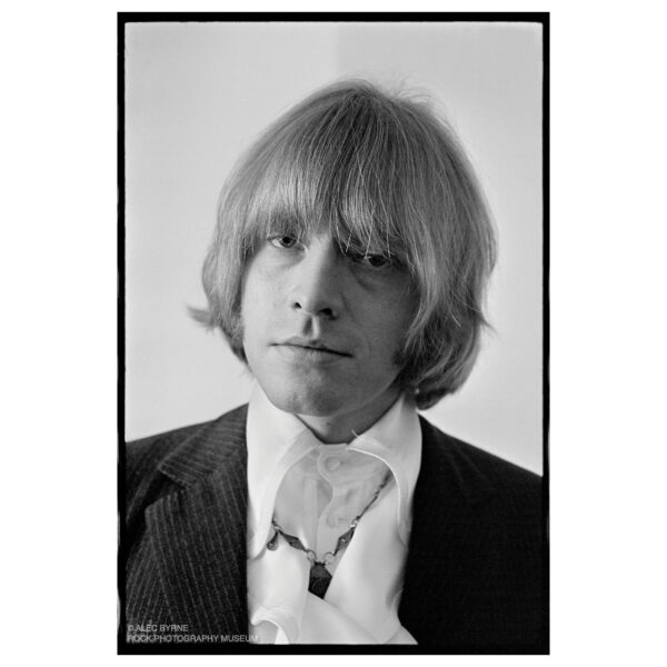 Brian Jones, London, 1968