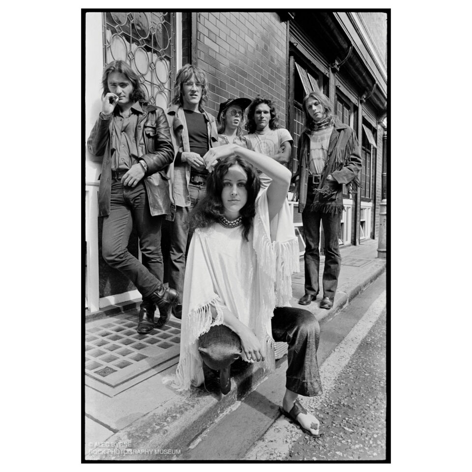 Jefferson Airplane, London, 1970