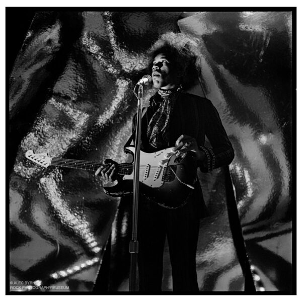 Jimi Hendrix, Top of the Pops, May 1967