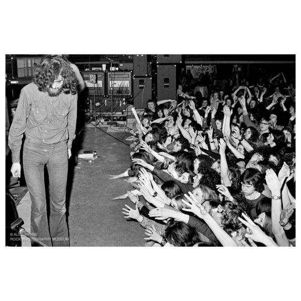 Jimmy Page, Mayfair Ballroom, Newcastle, 1971