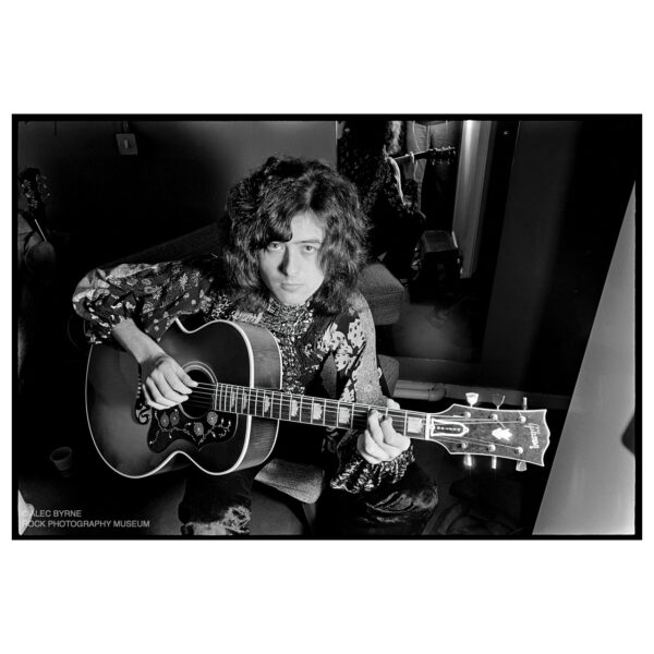 Jimmy Page, Backstage #1, 1970